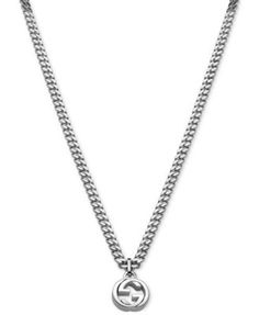 4504ebe5db8 I like this simple and stylish Gucci Enamel Dog Tag Necklace!  Nordstrom