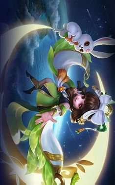 Mobile Legends: New Hero Chang'e
