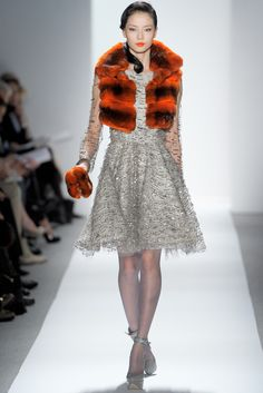 Dennis Basso | Fall 2012 Ready-to-Wear Collection | Style.com
