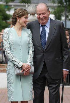 Letizia y Juan Carlos