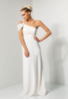 second wedding dresses   Simple Wedding Dresses Simple Wedding Dresses for Second Wedding 1356 ...