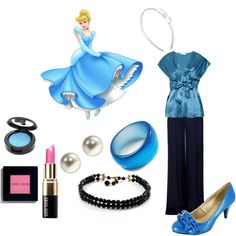 Cinderella Modern Outfit 1, created by celebritygurl