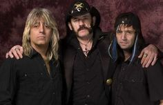 Legendary metal band Motorhead is playing this years main stage at Mayhem Festival!    Part of the New Wave of British Heavy Metal in the late 1970's, Motorhead has influenced everyone from Metallica to Korn. They are considered one of the fore-fathers of heavy metal