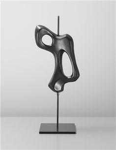PHILLIPS : UK050113, GEORGES JOUVE, 'Os' sculpture