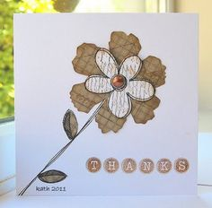 Less is More  by kath in westhill, via Flickr