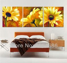 The Beautiful Real Art Flower Wall Canvas Painting Ideas Realistic Abstract Painting Bathroom Background Abstract Oil Pai Acrylic Painting Flowers, Modern Oil Painting, Oil Painting On Canvas, Painting Art, Wall Paintings, Modern Wall Decor, Wall Art Decor, Abstract Canvas, Canvas Wall Art