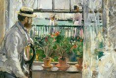 """""""er mundo de manué"""": Berthe Morisot, obras"""