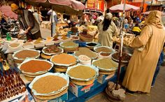 What to say to the seller when bargaining etc. An insider's guide to the best souks and boutiques of Marrakesh, including where to find old spice markets and recycled goods. By Alison Bing, Telegraph Travel's Marrakesh expert.