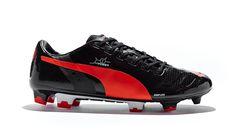 Puma EVOPower Black and Red.