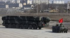 Russian Submarines Experiment Fire 3 Ballistic Rockets Of Long-Range.