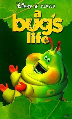 Day 19: Least Favorite Pixar Movie- A Bug's Life.