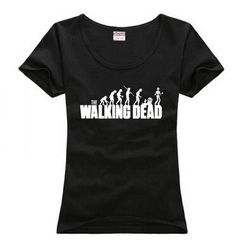 The Walking Dead fashion t shirt for women