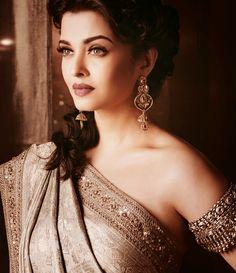 "empressaish: ""Aishwarya Rai is the definition of ""perfect""."" Sharmila Tagore"