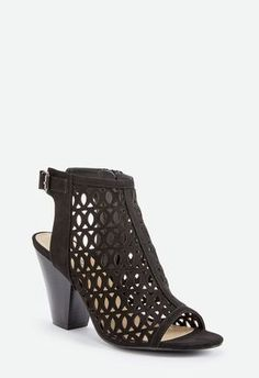 8ef023f2f2d8 Caged Cutie Cut-Out Heeled Sandal. Boot CuffsAlabama. Rubie Sweater Cuff  Boot in Gray - Get great deals at JustFab