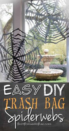 halloween decorations outdoor Do you love decorating for Halloween? We are sharing some incredible creative DIY Halloween Decorations you will be dying to share this year. Diy Halloween, Halloween Veranda, Homemade Halloween Decorations, Dollar Store Halloween, Halloween Home Decor, Outdoor Halloween, Vintage Halloween, Origami Halloween, Halloween Office