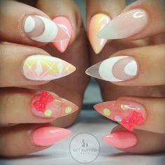 ☀️ Summery ☀️Fresh nails