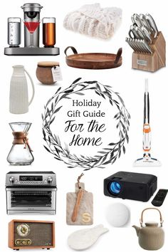 A round-up of the best home-related Christmas gift ideas from @BedBathBeyond for everyone on your list for cooking, decor, entertainment, and living. #ad