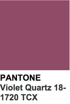 purple February Colors, Color Of The Day, North Face Logo, The North Face, Pantone, Orchid, Quartz, Paint Chips, North Faces