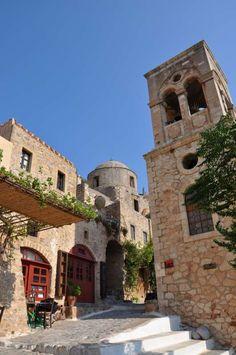 The#Castle of#Monemvasia#Greece