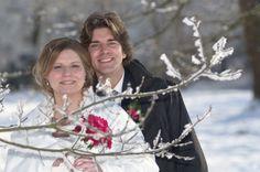 Bruidsreportage/trouwreportage door professionele trouwfotograaf/bruidsfotograaf  in Haarlem (Noord-Holland) op 4 februari 2012