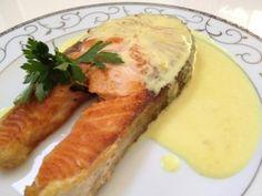 hardallı somon balığı tarifi