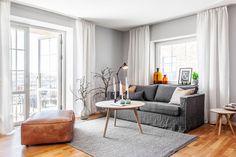 piso piloto decoración nórdica mesas de centro madera 3 patas distribución diáfana diseño piso piloto nordico diseño de interiores nórdicos ...
