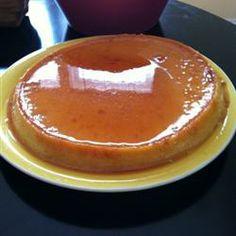 Gluten Free Flan Mexicano (Mexican Flan) Allrecipes.com
