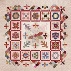 Shop | Category: Quilts | Product: Gypsy Garden