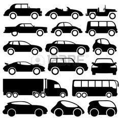 Autó ikonok photo