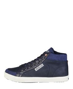 Sneaker uomo SPARCO HILLTOP Blu - Primavera Estate - titalola.com