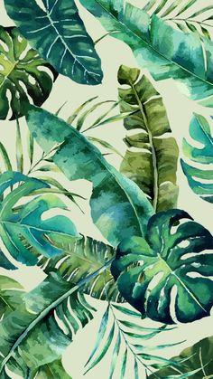 Phone Wallpaper Images, Cute Wallpaper Backgrounds, Aesthetic Iphone Wallpaper, Aesthetic Wallpapers, Summer Backgrounds, Wallpaper Wallpapers, Room Wallpaper, Tropical Art, Tropical Vibes