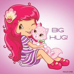 A big hug for your day!