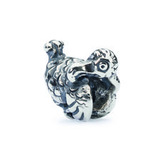 Dodo Bird Bead by Trollbeads - Shop the 2015 Spring Collection at www.trollbeads.com #newhorizons #handcrafted