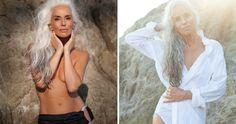 Günümüzde popüler kültürün dayatması ile birlikte belirli bir yaşa ulaşmış olan kadınların artık çekici olamayacağı yönünde kabul gören yanlış bir algı yer almakta. 61 yaşındaki güzel model Yazemeenah Rossi ise bu algıyı yıkmakta. Yazemeenah Rossi kimdir? Tıklayın!