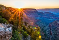 From the Archives - Grand Canyon Sunset