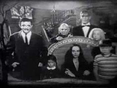 Los Locos Adams / The Addams Family  :  Canción de apertura / Opening theme song