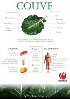 Benefícios da couve