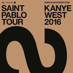 Win A Pair of Tickets to Kanye West's 'Saint Pablo Tour'