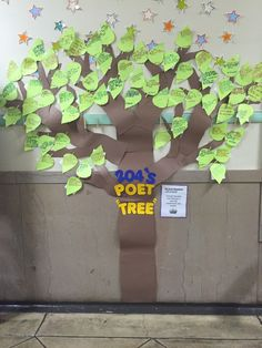 "Poet ""Tree"" Poetry D"
