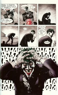 From The Killing Joke by Brian Bolland
