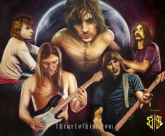 Pink Floyd: The Art Side of the Moon | The Art Of Him