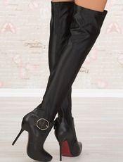 Boots Melinda - W-Lady Exclusive - μαύρο