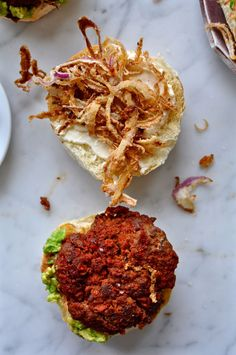 Chorizo Burger with