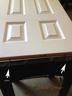 Easiest Way to Paint Doors | Hicks House