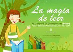 Cartel de la Biblioteca de Jerez