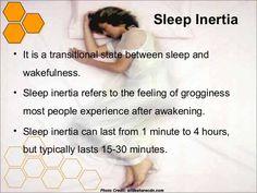 sleep disorder.