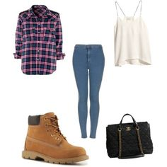 Flannels  Outfit