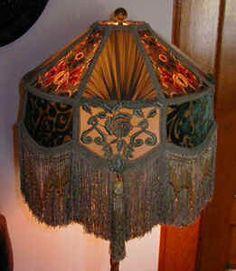 Victorian Lampshades Vintage Shades Artisan Custom Shades