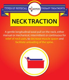 Neck pain? Our Neck Traction Therapy could help! #TreatmentPT Call: (210) 479-3334