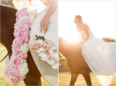 Beautiful country bride!